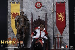 COOMODEL 20190516 CM-SE048 Henry VIII (Wolf Hall Ver Stage Only) - 02 (Lord Dragon 龍王爺) Tags: 16scale 12inscale onesixthscale actionfigure doll hot toys coomodel