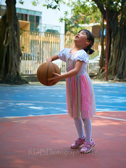 4-6 Yr Old Basketball English Lesson 36 (ArdieBeaPhotography) Tags: boy girl child kids children kindergarten preschooler elementary school age play basketball shoot throw catch pass toss ball leap jump tights white rainbow gauzy skirts trousers shorts shirt tshirt blue glasses court trees shadow leaves tummy navel button bare exposed sandals trainers shoes trackpants outside class learning teaching englishlesson black hair cute pretty beautiful handsome enthusiastic game energetic excited together tamronspaf2875mmf28xrdildasphericalif