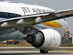 Jet Airways Airbus A330-200 VT-JWF New Delhi (DEL/VIDP) (Aiel) Tags: jetairways airbus a330 a330200 vtjwf delhi newdelhi canon400d