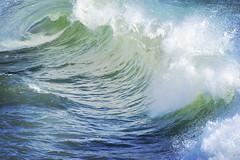 Cool_wave_santa cruz (amymedina.photoart) Tags: seascape sea ocean water waves blue coastal coast nautical shore oceanic santacruz california beams rays sun clouds sunset seascapes