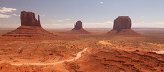 monument valley (ohikura) Tags: arizona butte monumentvalley navajo utah