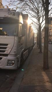 Bilico a Parigi