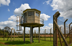Observation Post at Upper Heyford- the unlucky one (robmcrorie) Tags: upper heyford oxfordshire usaf us air force cold war abandoned nikon d850