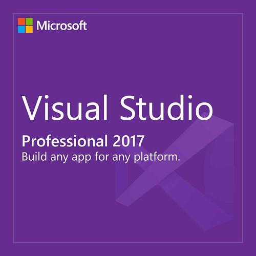 Microsoft Visual Studio image