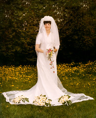Fifty Years Ago Today (Anvilcloud) Tags: wedding bride explored