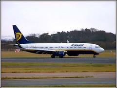 Ryanair EI-DAG. (PS_Bus_Driver) Tags: ryanair eidag manchesterairport boeing737 egcc