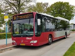 NLD Qbuzz 3125 - 50 ● De Punt Busstation (Roderik-D) Tags: qbuzz31003301 mercedesbenz 3125 citaro2 bxfs68 depunt savas bege 2009 644107 dieselbus euro5 o530ü 2axle 2doors streekbus überlandbus busoftheyear2007 streeklijn50