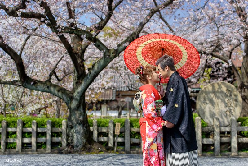 NINIKO,京都婚紗,和服寫真,香港婚紗新人,海外婚紗, 新祕Nora,櫻花婚紗,DSC_6336