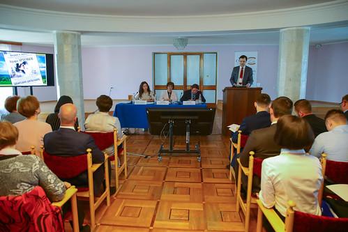 Заседание секции «Развитие сотрудничества России и Донбасса в социокультурной сфере»