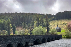 20190502 0168 Garreg Ddu Dam and Church Elan Valley Mid Wales (rodtuk) Tags: 3star bridge buibridge building buildings cameramodel canon5div churchbuilding flipublic flickr nature phototype plant rating rodt roderict roderickt tree wip iphone8