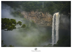Cascata do Caracol (Marina Lorenzetto) Tags: nature natureza brasil brazil riograndedosul rs canela gramado green cascata waterfall cachoeira caracol fog neblina ngc nikon d600 nikond600