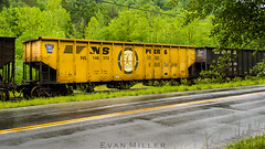 Fifty Years of World Class Service (EvanMiller1996) Tags: coal nikon d3100 ns norfolksouthern pier6 stonyforkbranch bellcountycoal middlesboro kentucky ky branchline