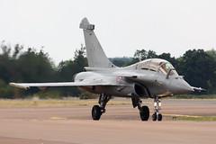 French AF Rafale B (nickchalloner) Tags: 305 dassault rafale b french air force france raf fairford royal ffd egva international tattoo riat
