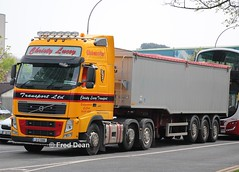 Christy Lucey Transport Volvo FH (12C12991). (Fred Dean Jnr) Tags: articulatedtruck truck lorry christyluceytransport volvo fh 460 12c12991 southlink cork april2019