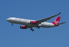 G-VGBR A.330-300  Virgin Atlantic (RedRipper24) Tags: airbus airbusairliners airliners commercialaviation