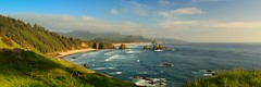 Ecola Vista (Beve Brown-Clark) Tags: cannonbeach vista pacificocean ecolastatepark oregon pacificnorthwest westcoast bevebrownclark usa