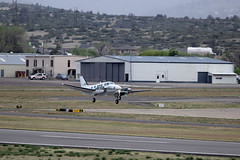 2009 Hawker Beechcraft King Air (twm1340) Tags: 2019 prescott az arizona prc airport ernestalove field n342pb 2009 hawker beech beechcraft c90 c90gti kingair turboprop lj1960