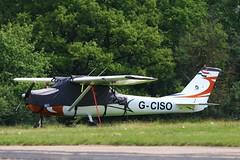 G-CISO ~ 2019-05-12 @ Fairoaks (1) (www.EGBE.info) Tags: gciso fairoaksairport egtf aircraftpix generalaviation aircraftpictures airplanephotos airplane airplanepictures cvtwings aviation davelenton planespotting wwwegbeinfo 12052019