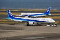 ANA Airbus A321-211 JA114A (Mark Harris photography) Tags: spotting hnd plane airbus a321 ana canon 5d