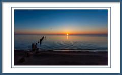Beauty of a Sunrise (hey its k) Tags: 2019 canon5dmarkiv fiftypointconservationarea lakeontario sky sunrise grimsby ontario canada imga3494e groynes
