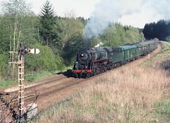 Paliseul (eParanoia) Tags: treinen