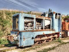 Lok (mr172) Tags: ziegeleipark zehdenick mildenberg oberhavel brandenburg museum lok lokomotive
