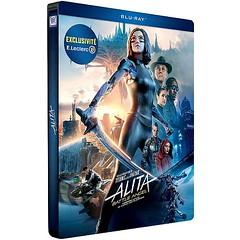 Alita battle angel steelbook édition spéciale Leclerc (Shady_77) Tags: alita battleangel steelbook
