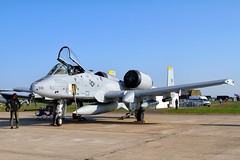 A-10C Thunderbolt II (RealHokum) Tags: usaf usairforce a10 a10c thunderboltii airshow aircraft airplane aviasalon aviation zhukovsky warthog