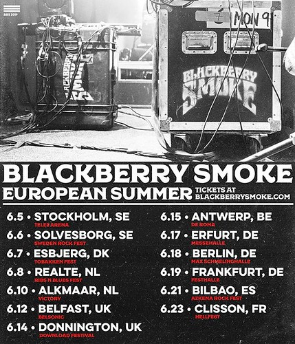 Blackberry Smoke fan photo