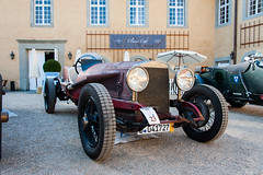 Alfa-Romeo RLS - 1923 (Perico001) Tags: jüchen nordrheinwestfalen duitsland rls 1923 cabriolet convertible decapotable dhc cabrio dropheadcoupé roadster barchetta spyder spider barquetta sport race racing autoracing competition competizione corsa rennwagen alfaromeo milano torino anonimalombardafabbricaautomobili italië italy italia auto automobil automobile automobiles car voiture vehicle véhicule wagen pkw automotive autoshow autosalon motorshow carshow ausstellung exhibition exposition expo verkehrausstellung germany deutschland allemange schlossdyck nikon d700 2013 oldtimerbeurs classicdays oldtimer classic klassiker