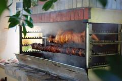 Easter In Greece (Anna-Nemesis) Tags: ελλάδα πάσχα αρνί κοκορέτσι παράδοση easter greece meat tradition delicious bbq lamb kokoretsi food volos