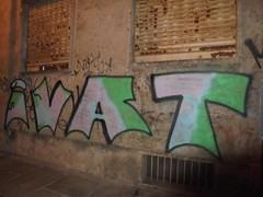 50399504_757900464583573_2906225385031073792_n (en-ri) Tags: ivat nero azzurro rosa verde torino wall muro graffiti writing