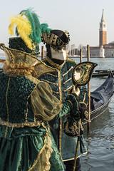 SON01220cropadj (Charlie Jobson) Tags: venice venezia carnevale people costume masks