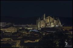 Noche placentina. (sergiohernández3) Tags: nocturna catedral monumentos noche largaexposición plasencia ciudad