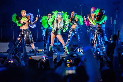 Lady Gaga fan photo