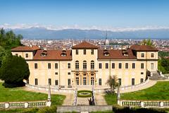 Villa della Regina (fil.nove) Tags: villadellaregina torino turin piemonte italia italy montagne mountains city panorama cityscape canong7x compactcamera canon