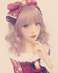 幸運を祈ります😉 #Barbie #doll #kawaii #Lolita #beautiful #makeup #animegirl #princesse #lips #Lolitadress #pictures #fitness #fashion #gym #photography #media #love #film #cinema #canada #nice #bretty #beauty #eyes #japansgirl #japanfocus #diseny #model (samahbarbiehumaine1) Tags: gym beautiful cinema eyes lolita japanfocus pictures bretty nice lolitadress beauty canada fitness barbie photography kawaii fashion doll film diseny makeup princesse love japansgirl animegirl media lips model