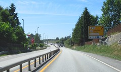 E18-124 (European Roads) Tags: e18 arendal grimstad norway agder