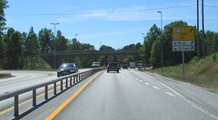 E18-116 (European Roads) Tags: e18 arendal grimstad norway agder