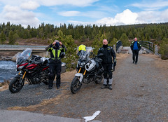Spring touring in Norway and Sweden (stefanh.varberg) Tags: norge touring mctouringse rastplats vårtouring