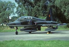NF-5B K-4009 - RNethAF 314Sqn 830700 Koksijde (Nikon Photographer NL) Tags: rnethafnavy military dutch nederlands aviation