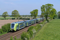 P1830637 (Lumixfan68) Tags: eisenbahn züge triebzüge baureihe 445 bombardier twindexx vario doppelstockzüge deutsche bahn db regio nahsh