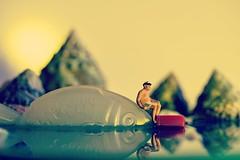 Ready for an adventure (@hey.light) Tags: landscape sony miniature preiser 187 h0 toys toyphotography toyphotographers