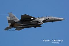 F15E-LN-97-0220-15-5-19-RAF-LAKENHEATH-(2) (Benn P George Photography) Tags: raflakenheath 15519 bennpgeorgephotography f16c fm homesteadafrb 860307 870233 870244 870287 makos 482fw 93fs sharks generaldynamics f15e ln 910315 970220 48fw 48og 492fs mcdonnelldouglas boeing suffolk blueskies fastjet fighterjet eagle strikeeagle nikon d7100 nikon200500