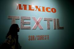 MX MR INAUGURACIÓN MÉXICO TEXTIL (Secretaría de Cultura CDMX) Tags: museo map mexicotextil sur sureste oaxaca guerrero chiapas veracruz tabasco franciscotoledo ciudaddeméxico méxico