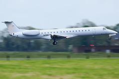 N416MA (GH@BHD) Tags: n416ma embraer erj erj145 erj145lr missionairsupport bfs egaa aldergrove belfastinternationalairport regionaljet aircraft aviation airliner