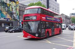 IMGP9653 (Steve Guess) Tags: london england gb uk bus tfl kingscross stpancras station nbfl nb4l newbusforlondon newroutemaster borisbus borismaster wright transportforlondon metroline ltz1009 lt9