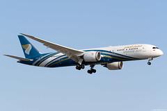 A4O-SF (Andras Regos) Tags: aviation aircraft plane fly airport lhr egll heathrow approach omanair boeing 787 b789 7879 dreamliner 787dreamliner