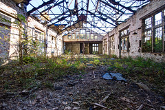 Roofless... (aphonopelma1313 (suicidal views)) Tags: urbex urbexpeople verfall leerstand zombie abandoned urbanexploration exploring urbexplaces decay igurbex rottenworld urbanart explorer photography verlassen schandfleck explore everythinglost canon ruins forgotten urbanstreet urbanphotography love industrial nrw architektur mycity forbiddenplaces brokenglass urbanexploring lostplace