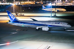 ANA Boeing 787-9 Dreamliner JA874A (Mark Harris photography) Tags: spotting ana boeing 787 canon 5d plane aviation